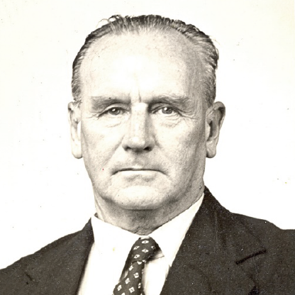 About Professor Walter Heywood (WH) Bryan, MC 1891-1966